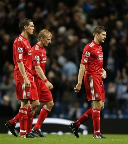 Liverpool v Man City: The Capello Syndrome