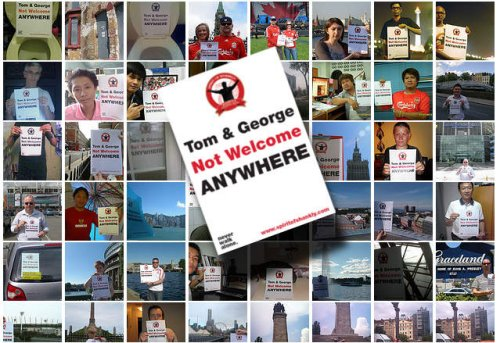 Tom & George – Not Welcome Anywhere