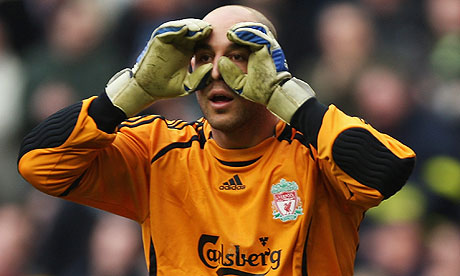 Reina's father quells rumours of shock move – says GK likely to stay in Italy