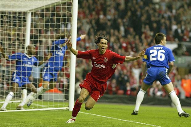 Luis celebrates