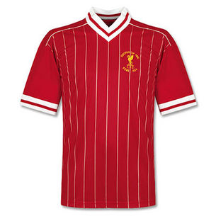 1984 European Cup Final Replica Shirt