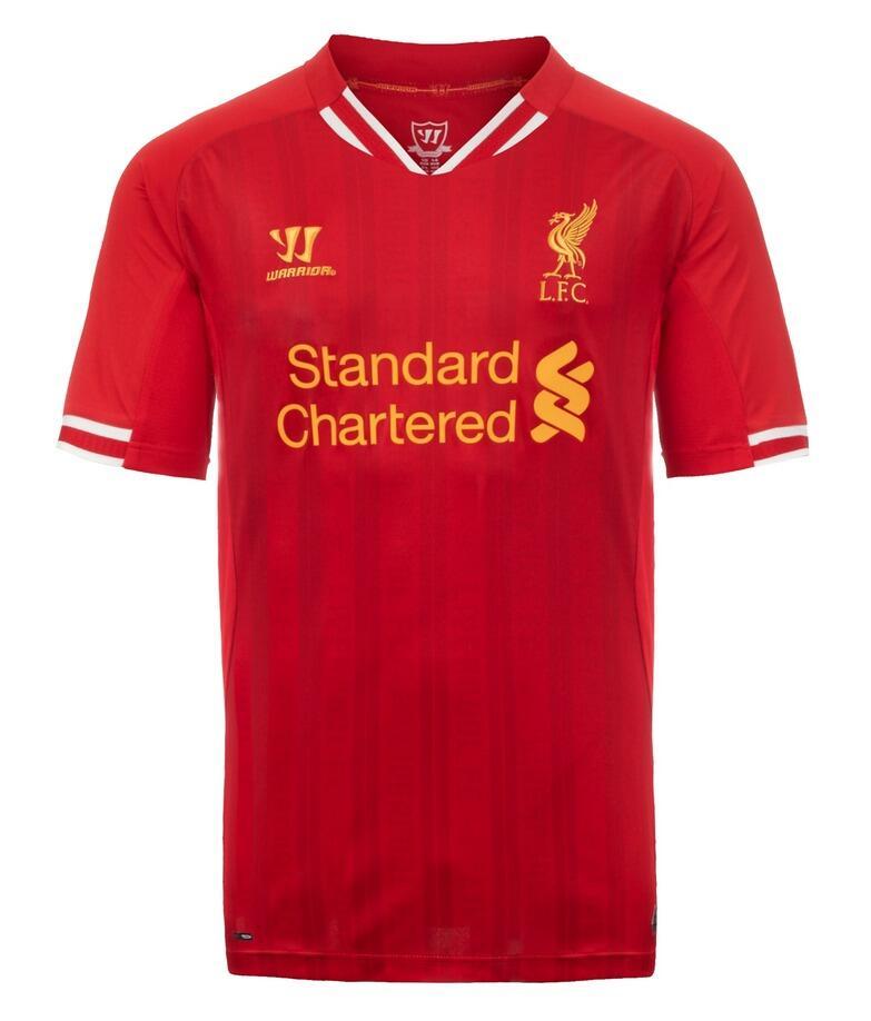 Liverpool 2013-14 home shirt