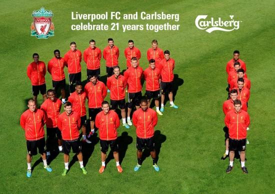 LFC & Carlsberg