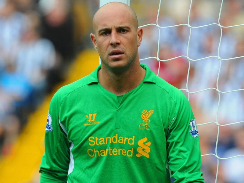 Pepe Reina keen on Anfield return before Liverpool opted for Adrian