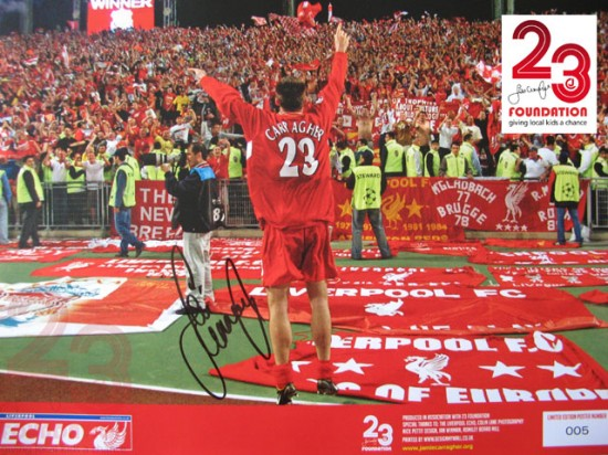 Carra Istanbul poster