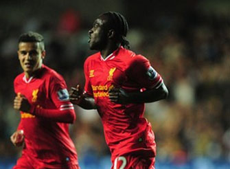 Philippe Coutinho & Victor Moses
