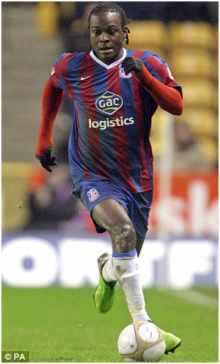 Victor Moses will line up for Liverpool on Saturday, against the club that he started his career at: Crystal Palace.