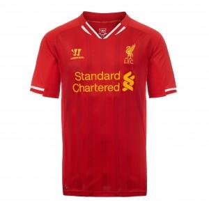 Liverpool's Home Shirt 2013/14