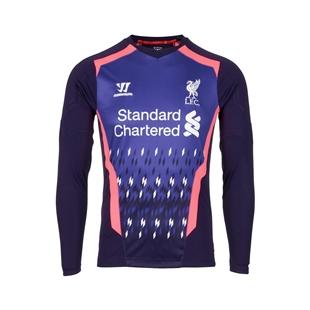Liverpool's goalkeeper away shirt 2013/14