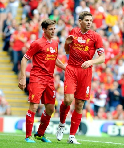 2012 Wales Player of the Year Joe Allen has the potential to go far for Liverpool