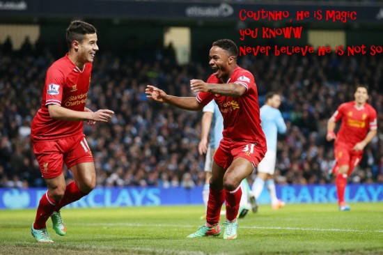 coutinho magician of anfield