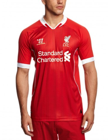 Leaked LFC's 2014/15 home shirt