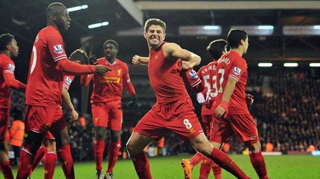 (Video) Gerrard dismisses Chelsea ovation with brilliant remark!