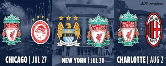 Looking forward to the 'Guiness International Champions Cup'