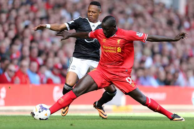 Mamadou Sakho promises to play a key role this season, once he's mastered his Scouse!
