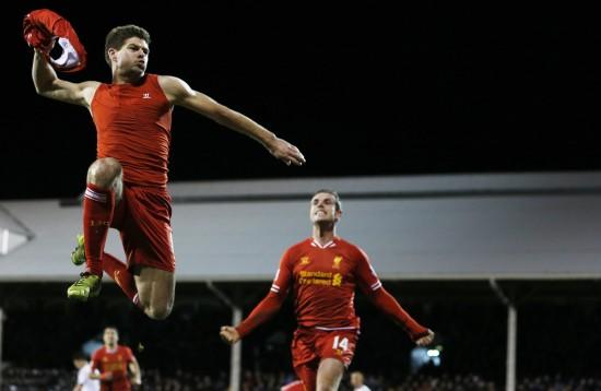 Fulham v Liverpool - Barclays Premier League