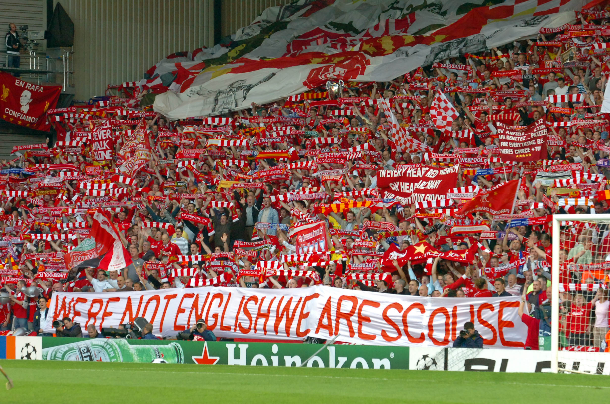 Liverpool tickets update: New initiatives announced after last season's walkout