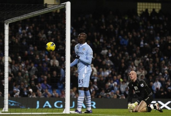 Mario embarrassing John Ruddy, I'm sure another Liverpool has done something similar in the past...