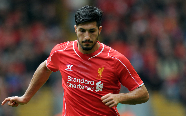 Brendan Rodgers discusses Emre Can's best position, after using German at centre-back