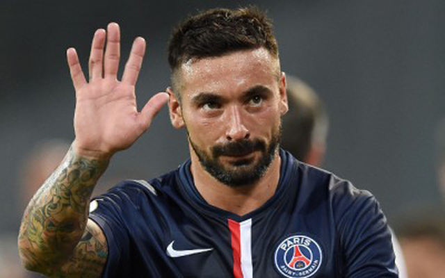 Liverpool target Ezequiel Lavezzi reportedly available for as little as £8m this month