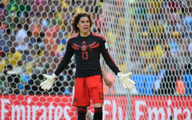 National newspaper claim Liverpool have 'agreed' deal to sign Guillermo Ochoa