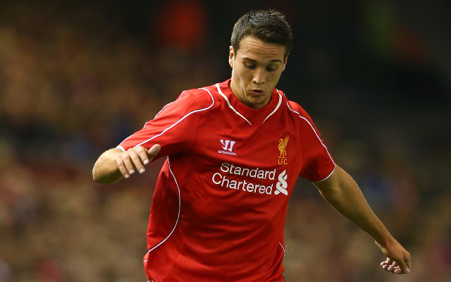 Liverpool outcast set to join Marseille after agreeing loan move