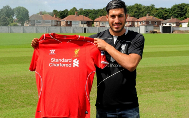 Turkish football site announces how to correctly pronounce name of Liverpool's Emre Can