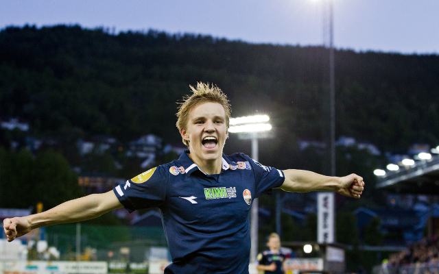 Martin Odegaard discusses Liverpool rejection & first conversation with Rafa Benitez