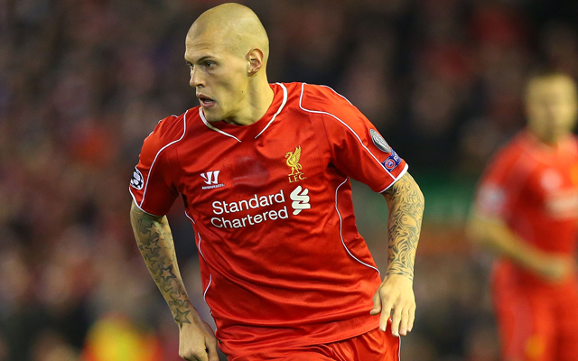 Martin Skrtel set to be awarded new long-term Liverpool contract