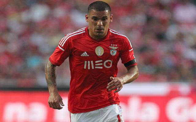 Uruguay defender Maxi Pereira on Liverpool's transfer radar
