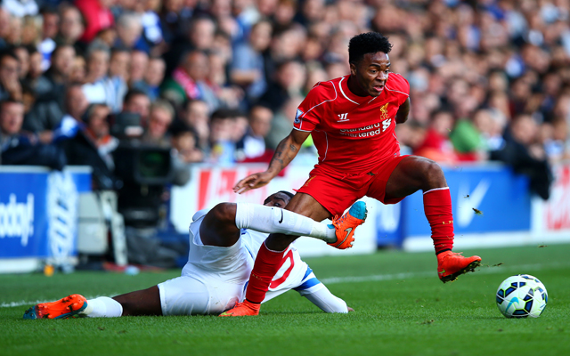 Raheem Sterling set to sign new Liverpool contract