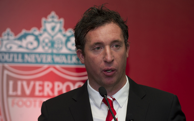 Robbie Fowler names his best XI teammates, with eight Liverpool stars included