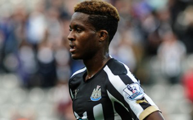 Liverpool keeping tabs on Newcastle starlet Roland Aarons