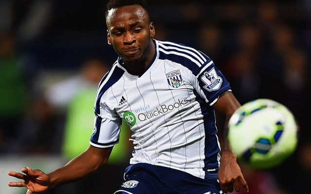 Saido Berahino Reportedly Attempting To 'Force' Liverpool Move This Month