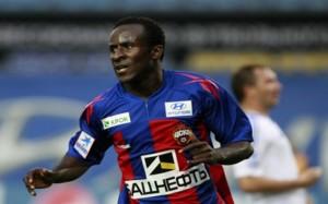 Seydou Doumbia CSKA Moscow