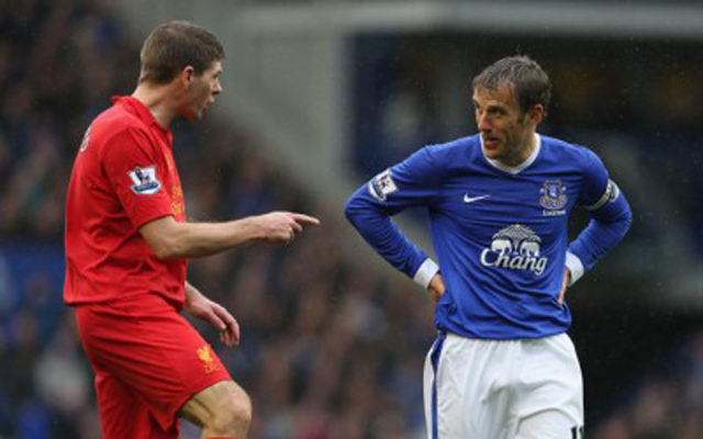 Former Man United and Everton defender Phil Neville claims Liverpool are aiming too high
