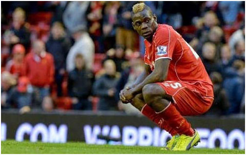 (Video) Mario Balotelli's goal for Liverpool v Tottenham!