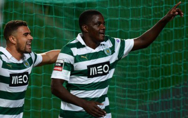 Liverpool chasing £37m rated defensive midfielder William Carvalho