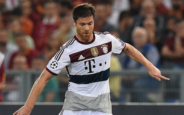Xabi Alonso gutted to miss out on Liverpool Champions League return