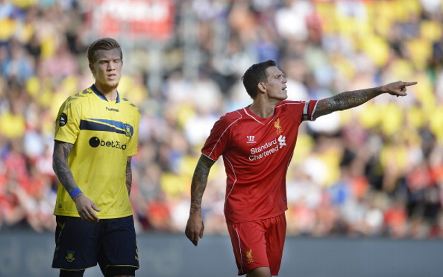 Daniel Agger set for blockbuster Bosman deal to European giant