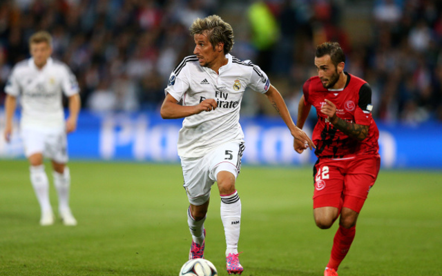 Real Madrid left-back linked with surprise Liverpool loan move