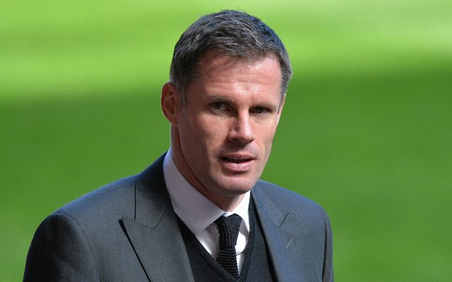 Jamie Carragher names his all-time Liverpool XI – featuring jaw-dropping front three
