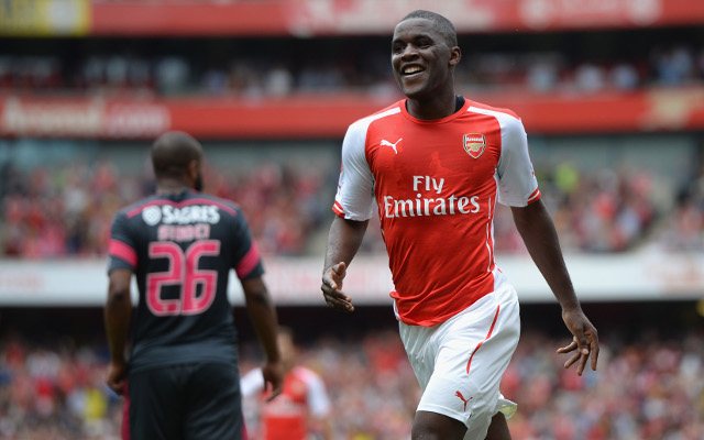 Reds linked with strange loan move for Arsenal reject
