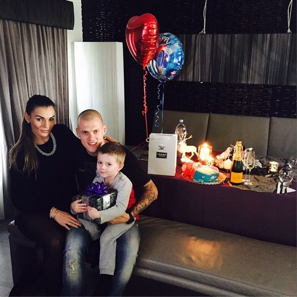 Martin Skrtel Birthday 2