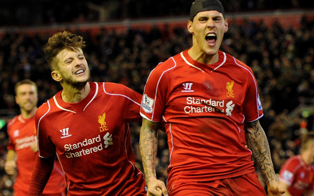 Six great Liverpool moments against Arsenal, including Martin Skrtel's dramatic late header