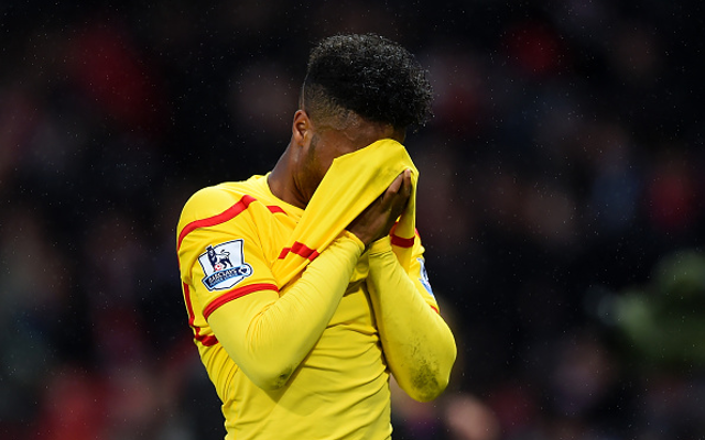 (Video) Liverpool denied penalty after foul on Raheem Sterling
