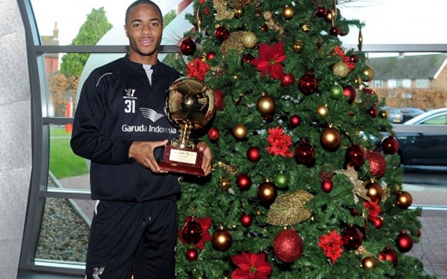 Raheem Sterling discusses winning prestigious Golden Boy award