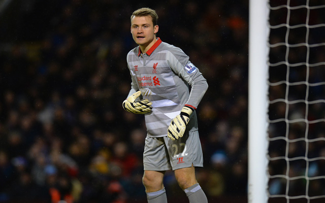 Simon Mignolet desperate to reclaim Liverpool starting role after Burnley cameo
