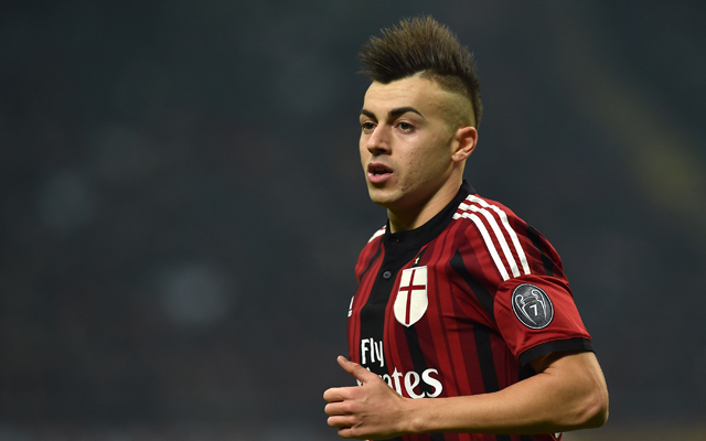 Reports confirm it would take a 'sensational' offer to land Stephan El Shaarawy
