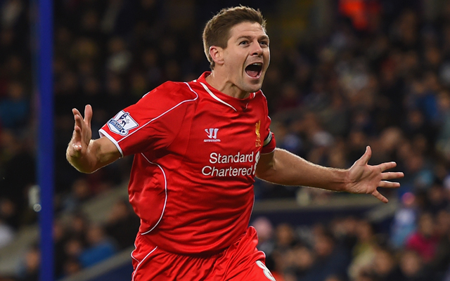 Liverpool team news vs Aston Villa – Steven Gerrard & Lazar Markovic start
